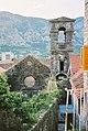 Abandoned church in Kotor, Montenegro.JPG