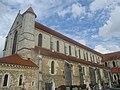 Abbatiale de Pontigny sud.jpg