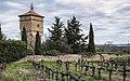 Abbaye de Cassan - Tower.jpg