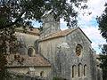 Abbaye de Silvacane - abside (Est).jpg
