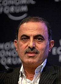 Abdulaziz Alghurair - World Economic Forum Annual Meeting Davos 2009.jpg