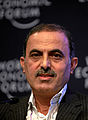 Abdulaziz Alghurair - World Economic Forum Annual Meeting Davos 2009.jpg