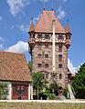Abenberg Burg Schottenturm 1.jpg