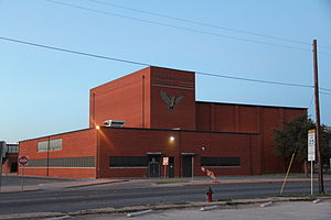 Abilene High School (Texas) - Image: Abilene Highschool