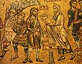 Abraham meets Melchisedech (San Marco).jpg
