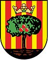 Coat of arms of Abrera