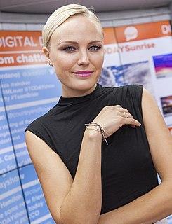 Malin Åkerman Swedish-Canadian actress, producer and model