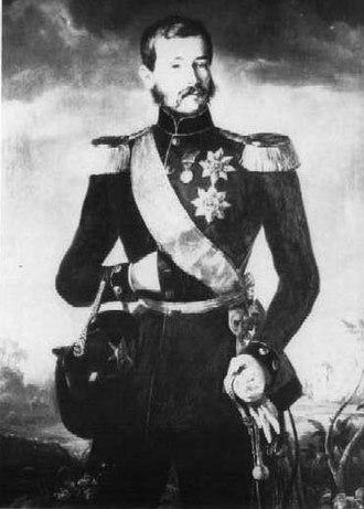 Adolf I, Prince of Schaumburg-Lippe - Image: Adolf I of Schaumburg Lippe