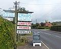 Advert Blakeley, Norfolk Geograph-5616964-by-Mat-Fascione.jpg