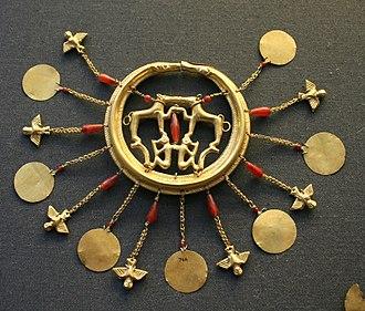 Aegina Treasure - Image: Aegina treasure 01