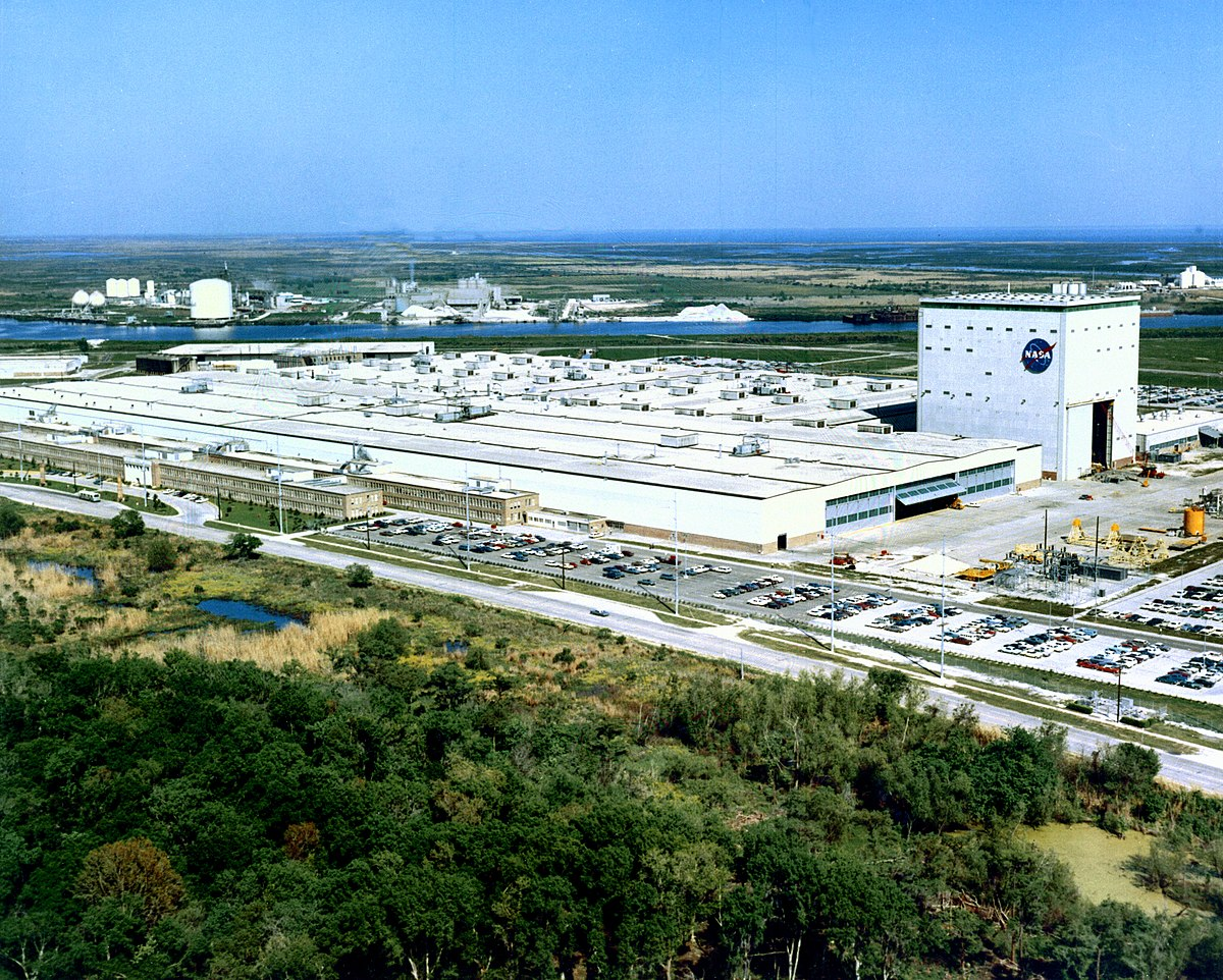 spacecraft assembly facility - photo #42