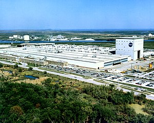 Michoud Assembly Facility - Michoud Assembly Facility in 1968