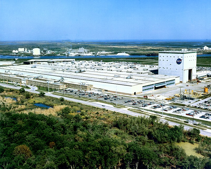 Aerial View of Michould Assembly Facility (MAF) - GPN-2000-000046.jpg