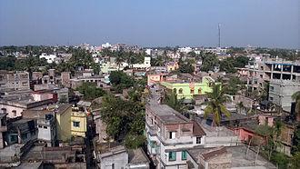 Rampurhat - Aerial View of Rampurhat