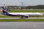 Aeroflot, VQ-BHM, Airbus A321-211 (15836147633) (2).jpg