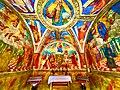 Affreschi di Saccaccino da Carpi nell'Oratorio di San Rocco a Fiumalbo.jpg
