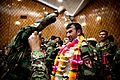 Afghan National Army commandos celebrate following a promotion ceremony for their newly promoted sergeant major in Kabul, Afghanistan, June 5, 2013 130605-F-OF869-006.jpg