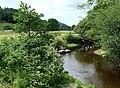Afon Aeron east of Capel Betws Lleucu, Ceredigion - geograph.org.uk - 912877.jpg