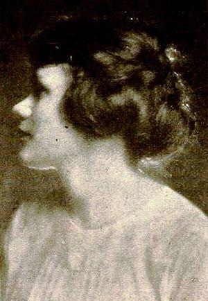 Agnes Christine Johnston - Johnston in 1919