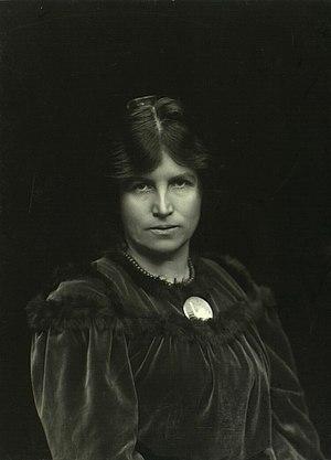 Agnes Slott-Møller - Agnes Slott-Møller (1900)