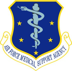 Air Force Medical Support Agency - Air Force Medical Support Agency Shield
