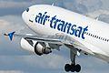 Air Transat, Airbus A310-308, C-GSAT (16887155825).jpg