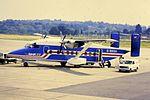 Air UK SH 330 G-BKSU at SOU (15949376547).jpg