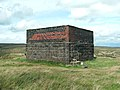 Air shaft on Pule Hill above Marsden - geograph.org.uk - 1472009.jpg