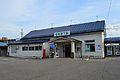 Aizu-Bange Station ekisha.JPG
