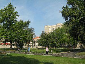 Academy Park - Academy Park