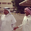 Al-Qahtani and al-Hamid after the sixth trial session.jpg