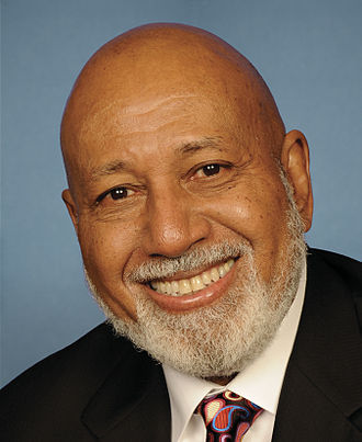 Florida's 20th congressional district - Image: Alcee Hastings Portrait c 111 112th Congress