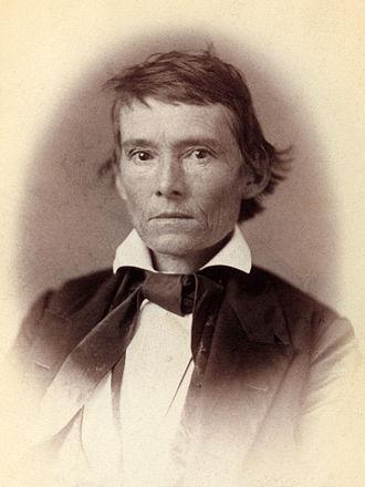 Alexander H. Stephens - Alexander H. Stephens in 1859