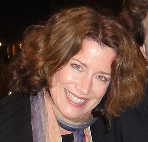 Alexandra Bruce (filmmaker) - Alexandra Bruce at the Getty Museum during the Los Angeles Art Show in 2012
