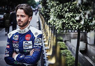 Alexandre Cougnaud French racing driver