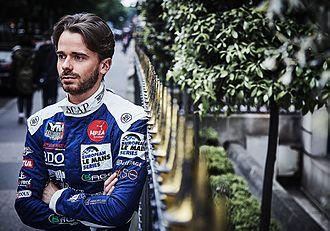 Alexandre Cougnaud - Image: Alexandre Cougnaud 2017 ELMS LMP3 Driver