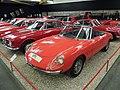Alfa Romeo 1750 Duetto Spider 1968-70 with Giulia GT 1968 (13517773264).jpg