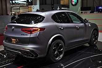 Alfa Romeo Stelvio - Stelvio Q NRING Edition