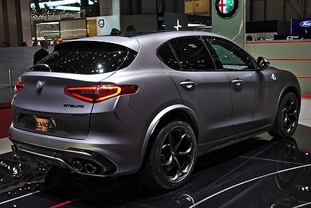 Alfa Romeo C Suv