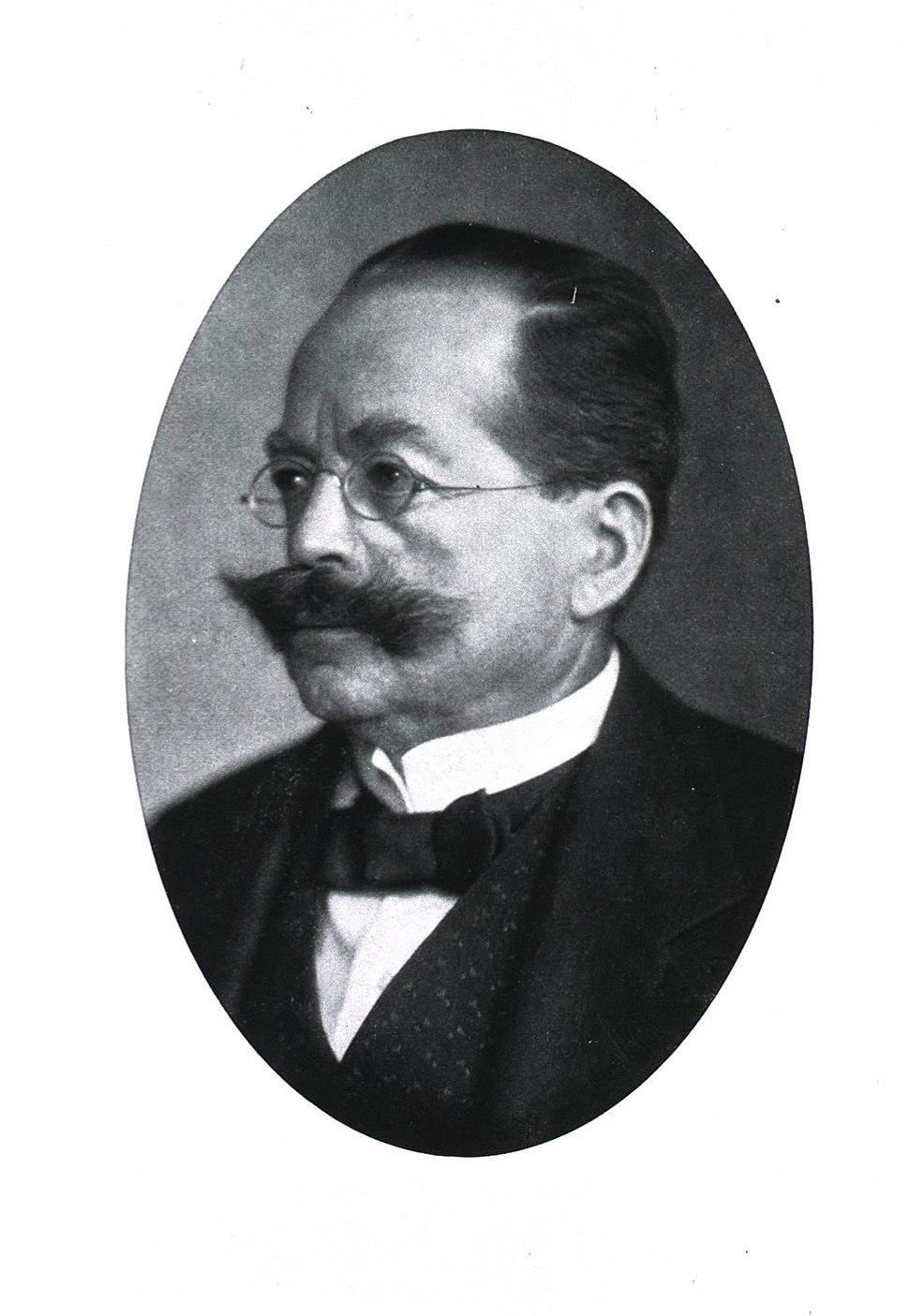 Alfred Goldscheider