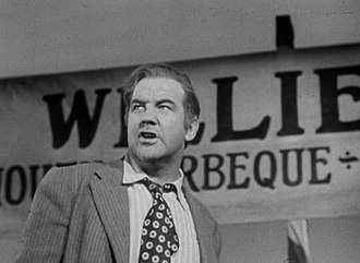 Broderick Crawford - Crawford as Willie Stark in All the King's Men