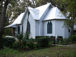 Enterprise, Florida - All Saints Episcopal Church