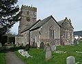 All Saints Church, Rackenford - geograph.org.uk - 1801094.jpg