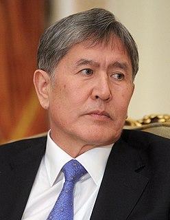 2011 Kyrgyz presidential election