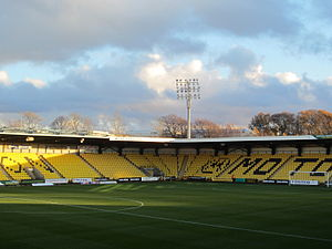 Livingston F.C. - Almondvale Stadium