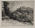 Alphonse Legros - Le Châteaux des Revenants - 1920.563 - Cleveland Museum of Art.jpg