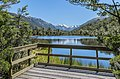 Alpine tarn on Lewis Pass 04.jpg