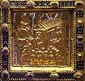 Altare di s. ambrogio, 824-859 ca., fronte dei maestri delle storie di cristo, 08 nozze di cana.jpg