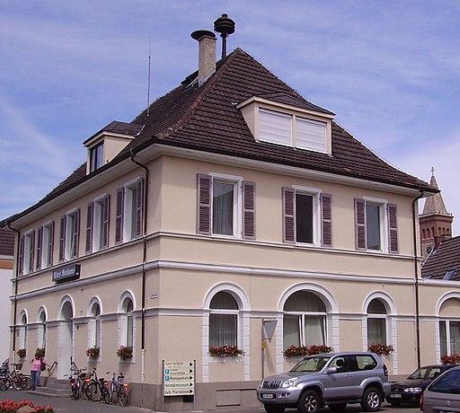 Altes Rathaus Waldsee 2