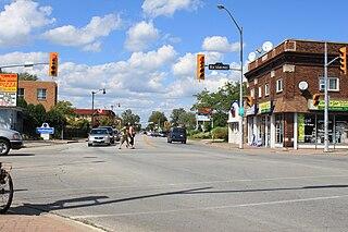 Amherstburg Town in Ontario, Canada